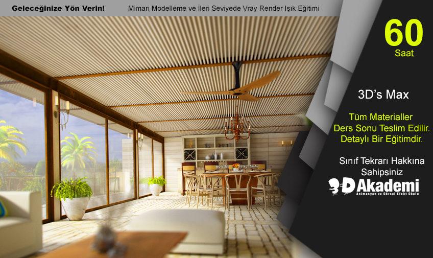Autodesk 3D's Max